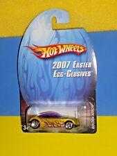 2007 Hot Wheels Easter Egg-Clusives Golden Arrow -Metallic Gold (1 of 12 Var)