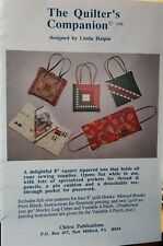 The Quilter's Companion Sewing Supply Holder (Linda Halpin, Chitra Publications)
