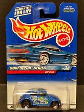1997 Hot Wheels #962 Surf N Fun Series 2/4 : VW Bug - 21310