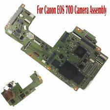 For Canon EOS 70D Digital Camera Main Board PCB MCU Motherboard + software A0756