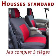 Housses de voitures standards - Compatibles Airbags & Fractionnables(3) - M5A OR