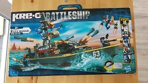 Hasbro Kre-o Battleship 38977 USS Missouri