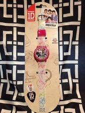 1D One Direction LCD Watch With Rhinestones Digital Watch By Global