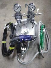 Graco Electrostatic System W / Pro-40 Kv Booster Gun =To 60 Kv'S 💲Low Cost💲