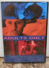 ADULTS ONLY (DVD 2013) RARE SHORT ROMANCE DRAMA GAY INTEREST BRAND NEW