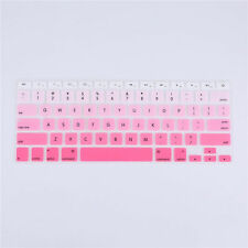 "Silicon Decal Keyboard Cover Sticker Keypad Skin for Macbook Air Pro 13""15""17"