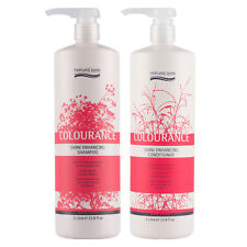 Natural Look Colourance Shine Enhancing Shampoo & Conditioner Duo Pack 1L