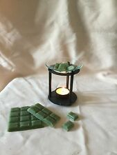 Linen Handmade Candles & Tea Lights