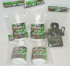 Ambush Moccasin Joe 4 Smoke in A Bottle Wind Checker Detector w/Free Caddy Pouch