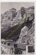 CP SUISSE SUSTENSTRASSE FELDMOOSALP UND WANDENSTÖCKE 1953