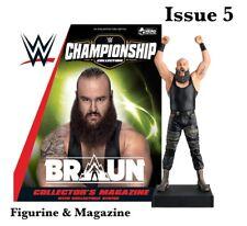 WWE Championship Figurine Collection:Braun Strowman Wrestling Figurine Issue 5