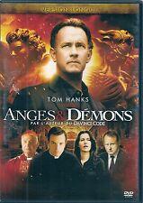 DVD ZONE 2--ANGE & DEMONS / VERSION LONGUE--HANKS/MC GREGOR/HOWARD
