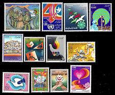 ALGERIA. Issues of 1984. Scott between 742 & 621. MNH (#1)