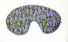 Eye Sleeping Mask with Aromatic Lavender LAVENDER made by Graggie Australia*GA