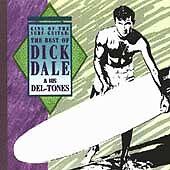 King of the Surf Guitar The Best of Dick Dale & His Del-Tones Deltones CD oop