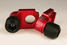 Driven Swingarm Axle Block Sliders - Suzuki 11-16 GSX-R 600 750 L2 L3 L4 L5 GSXR