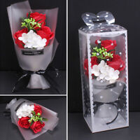1 Bouquet Artificial Soap Rose Flower Valentine Mother Day Gifts Wedding Decor