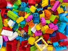 🔥60 LEGO Duplo Bricks Bulk Lot Parts Random Colors, Shapes & Sizes Brand New