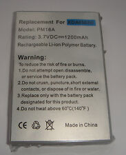 Battery PM16A FA834AA#AC3 3.7V for Vodafone VPA Compact S DOPOD 818 828 830