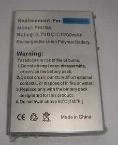 Batería PM16A FA834AA #AC3 3.7V Para Krome Spy O2 Mini Limited O2 Xda II Mini