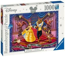 Ravensburger 1000pc Puzzle - Disney Collector's Edition - Beauty & The Beast