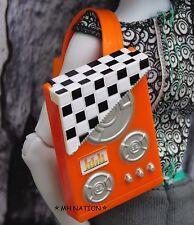Monster High Holt Hyde's 1ST WAVE Speaker Backpack Accessory