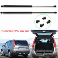 For Nissan X-Trail 2002-07 Rear Liftgate Gas Struts Lift Support Spring Tailgate