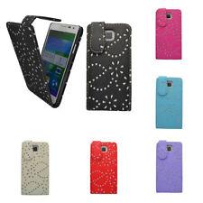 Étuis, housses et coques bleus brillants pour téléphone mobile et assistant personnel (PDA) Samsung