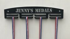 Personalised 2Tier Medal Hanger, Holder, Strong 5mm Acrylic, Ideal Gift
