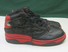 Nike Air Jordan AJF 13 Black Varsity Red White 375453-061 Size 9 -9.5