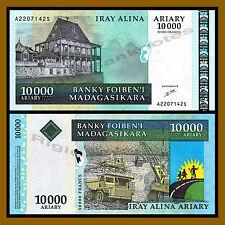 Madagascar 10000 Ariary, 2006 P-92a Unc