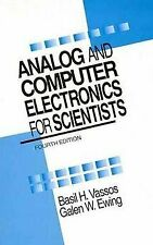 Analog and Computer Electronics for Scientists, Hardcover by Vassos, Basil H....