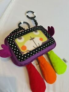 Mamas And Papas Sensory Car Phone Holder For Kids rrp £14