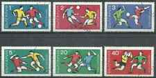 Timbres Sports Football Bulgarie 1761/6 o (31164)