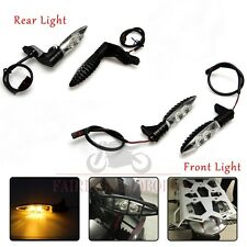 Front & Rear Turn Indicator Signal LED Lights For BMW R1200GS F800GS S1000RR 16