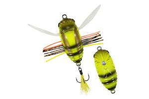 DUO Realis Shinmushi Honey Bug 40mm Cicada Bass Lure Topwater Bait