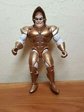"""1992 Vtg King Arthur and The Knights of Justice 6"""" action fiigures gold white"""
