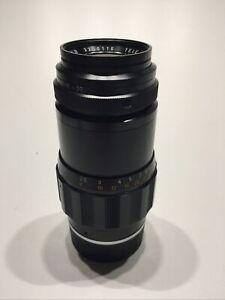 Leitz Leica Tele-Elmar-M 1:4 135mm, sehr Gut-top