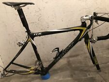 Giant TCR COMPOSITE size M Once.kit Frame.Seat Posts Mike Burows.ITM