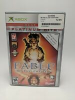 Fable the Lost Chapters - Original Xbox Game - Complete & Tested