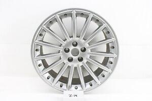 "OEM Jaguar XJ XJ8 20"" 20x9 Sepang Silver Alloy Wheel minor marks 2004-2009"