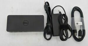 Fair Dell D3100 USB 3.0 Ultra HD/4K Triple Display Docking Station -DS3819