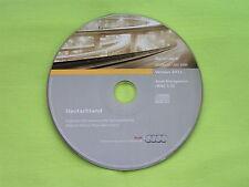 AUDI CD NAVIGATION EX DEUTSCHLAND 2011 BNS 5.0 A2 A3 A4 A6 TT 8E0 919 884 BT