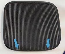 Herman Miller Aeron Chair Seat mesh black pellicle w/ blemish Size B Medium #8