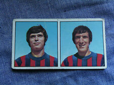 Figurina Calciatori Panini 1970/71 Giacomin De Luca Casertana