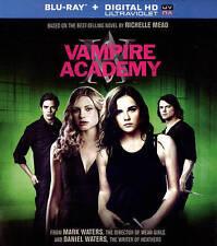 Vampire Academy (Blu-ray Disc, 2014, )