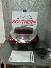 HONDA SH 300 DARK RED 2008-2009 TOP BOX STORAGE (58)