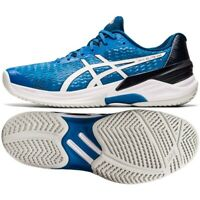 Chaussures de volleyball Asics Sky Elite Ff M 1051A031-404 multicolore bleu