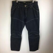 G-Star Jeans - Elwood Heritage Narrow Circle - Tag Size: 36x34 (34x30) - #3089