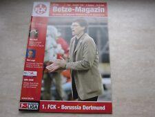 Prg 05/06 1. FC Kaiserslautern - Borussia Dortmund